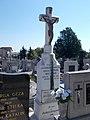 Barbara Kleinpetter †1907 grave, 2020 Pápa.jpg