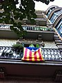 Barcelona. Catalonian Flags - panoramio (18).jpg