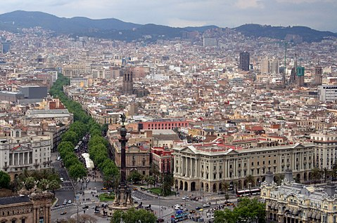 2 day Barcelona itinerary