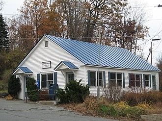Barnet, Vermont - Barnet's post office