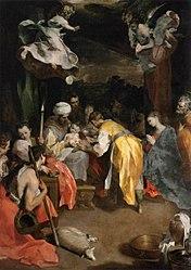 Federico Barocci: Circumcision