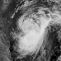 Barry Geostationary Hurricane Barry threatens Louisiana