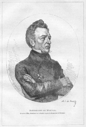 Barthélemy Charles Joseph Dumortier - Image: Barthélemy Charles Joseph Dumortier 00