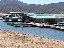 Bartlett Lake - Wikipedia
