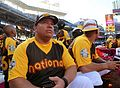 Bartolo Colon looks on during the 2016 T-Mobile -HRDerby. (27962114123).jpg