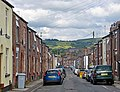 Barton St view E between South Park Rd and Brown St, Macclesfield.jpg