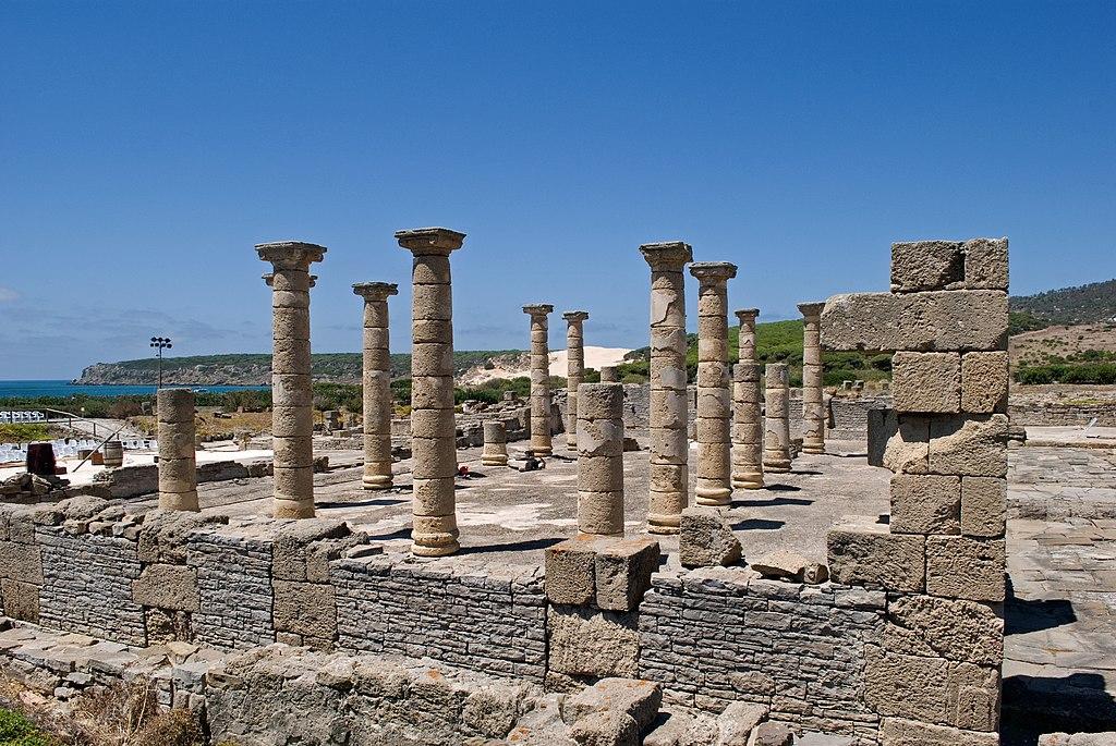 Hispania romana (206 a. C.-siglo V) 1024px-Basílica_Baelo_001