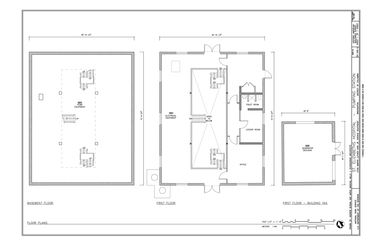 File Basement And First Floor Plans First Floor Plan Of Building