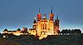 Basilica Fourviere Lyon HDR.jpg