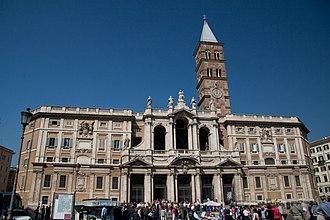 Seven Pilgrim Churches of Rome - Image: Basilica di Santa Maria Maggiore 8