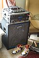 Bass rig. With trainers..jpg