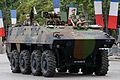 Bastille Day 2014 Paris - Motorised troops 055.jpg