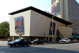 footwear museum in Toronto, Ontario, Canada