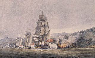 Battle of Valcour Island First naval battles of the American Revolutionary War
