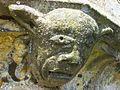 Battle Abbey gatehouse, grotesque 02.jpg