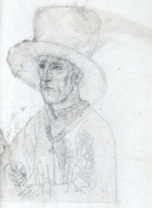 Recueil d'Arras - Image: Baudouin II de Lannoy