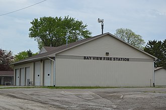 Bay View, Ohio - Fire department