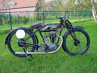 Excelsior Motor Company - 1927 Excelsior