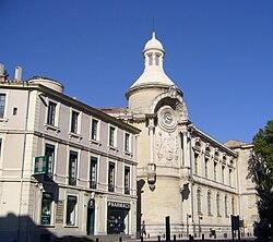 Lycée Alphonse-Daudet