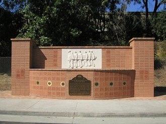 Beach Boys Historic Landmark - Beach Boys Landmark