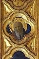 Beato angelico, pala strozzi della deposizione, con cuspidi e predella di lorenzo monaco, pilastrino dx 03.JPG