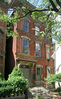 Beaubien House United States historic place