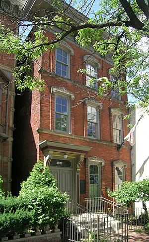 John F. Antisdel - Beaubien House