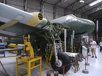 The Fighter Collection - Image: Beaufighter at IWM Duxford Flickr 4889991710