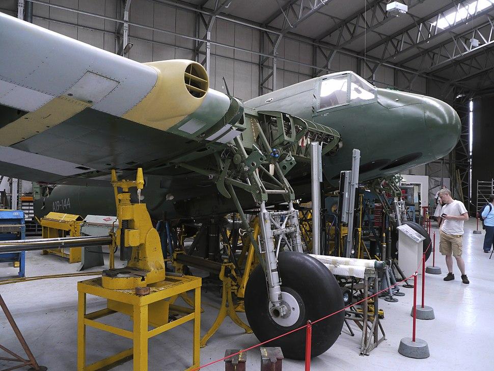 Beaufighter at IWM Duxford Flickr 4889991710