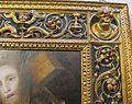 Beccafumi, cristo portacroce, 1536 ca., da seminario arcivescovile, cornice 02.JPG