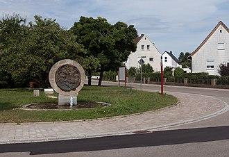 Bechhofen - Image: Bechhofen, sculptuur foto 10 2016 08 04 15.49