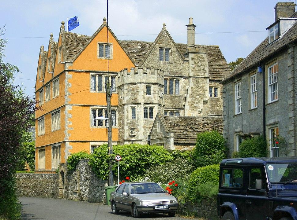 Beckington Castle - geograph.org.uk - 814491