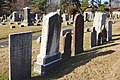 Bedminster Reformed Church Cemetery, NJ - Vanderveer family gravesite.jpg