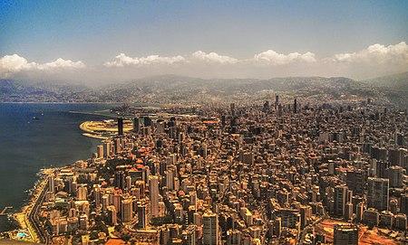 Beirut close to plane descent.jpg