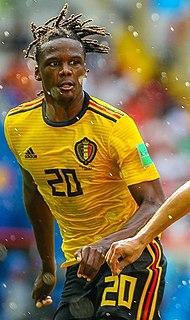 Dedryck Boyata Belgian association football player