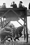 Belgians Train in England- Parachute Training at Ringway, Near Manchester, 1942 D8710.jpg