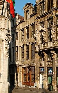 Belgique - Bruxelles - Maison de la Tête d'Or - 01.jpg