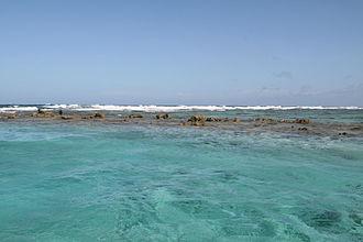 Belize Barrier Reef - Image: Belize Barrier Reef, Ambergris Caye, Belize