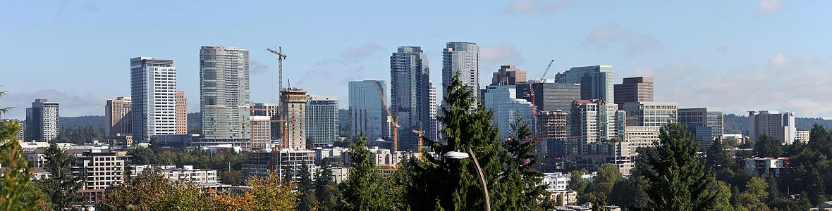 List Of Tallest Buildings In Bellevue Washington Wikipedia