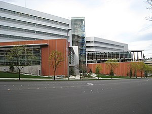 Bellevue, Washington - Bellevue City Hall, opened in 2006