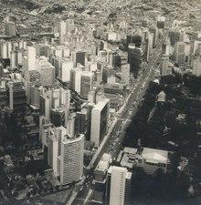 44f249a81 Belo Horizonte, década de 1970. Arquivo Nacional.