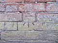 Bench mark on the wall - geograph.org.uk - 1708507.jpg