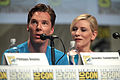 Benedict Cumberbatch & Cate Blanchett SDCC 2014.jpg