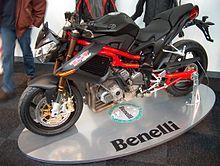 Benelli (motorcycles) - Wikipedia