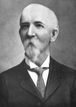 Benjamin F. White (Montana politician) - Image: Benjamin Franklin White (Montana Territory Governor)