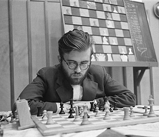 Bent Larsen Danish chess grandmaster and author