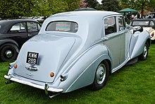 Bentley Mark VI Wikipedia - Bentley Mk Vi Wiring Diagram
