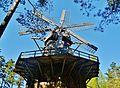 Bergi Ethnografisches Museum Bergi Vidzeme Windmühle 11.JPG