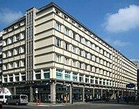 Berlin, Mitte, Friedrichstrasse, Haus Friedrichstadt 03.jpg