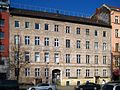Berlin, Mitte, Oranienburger Strasse 40-41, Mietshaus.jpg